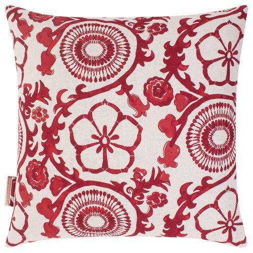 Almofada 50x50 Florale Rouge