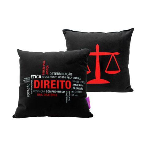 Almofada 25x25 Profissão Direito