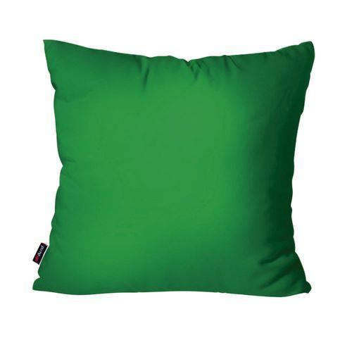 Capa de Almofada Decorativa Avulsa Verde