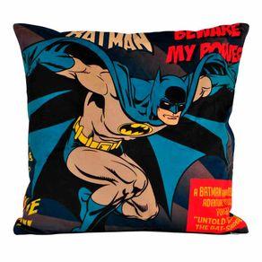 Almofada Batman Beware My Powers Dc Comics