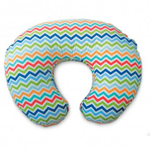 Almofada Boppy C/ Capa Colorful Chevron - Chicco