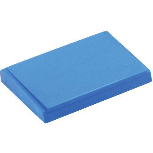 Almofada Carimbo N.2 Azul Recarregavel Carbrink