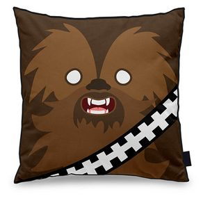 Almofada Chewbacca Star Wars Faces