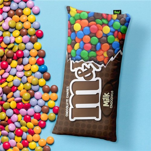 Almofada Chocolate M&M