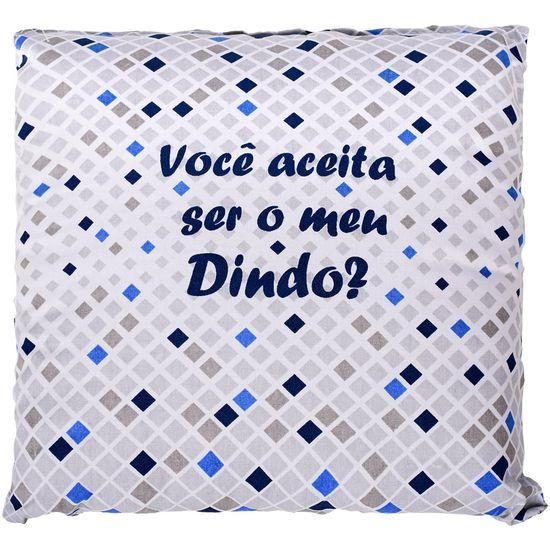 Almofada Convite Padrinho