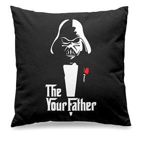 Almofada Darth Vader Star Wars e o Poderoso Chefão