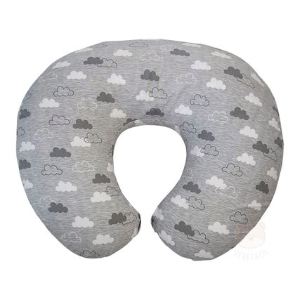 Almofada de Amamentação Boppy C/ Capa Clouds - Chicco