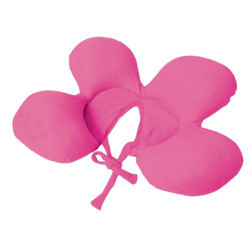 Almofada de Banho Papillon Rosa