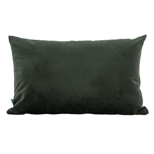 Almofada de Camurça Chumbo 0,40X0,60