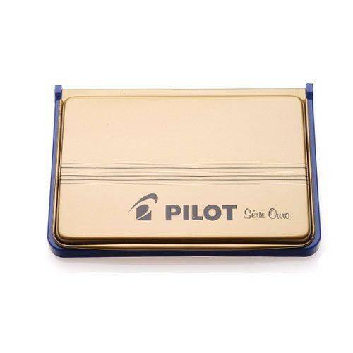 Almofada de Carimbo Pilot Nº 3 Azul