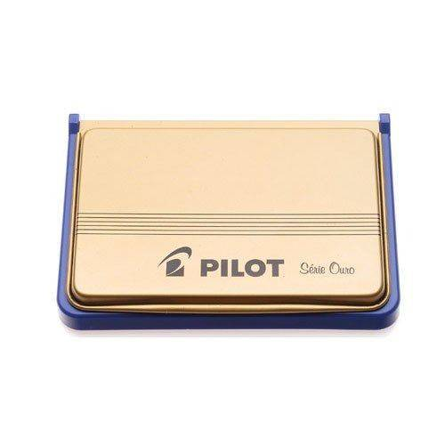 Almofada de Carimbo Pilot Nº 2 Azul