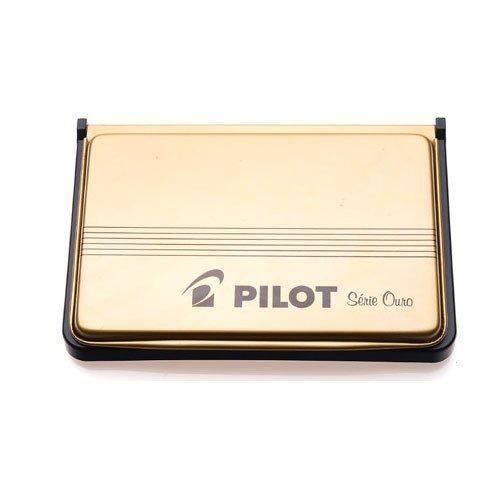Almofada de Carimbo Pilot Nº 3 Preta