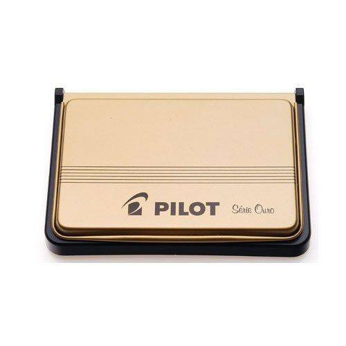 Almofada de Carimbo Pilot Nº 2 Preta