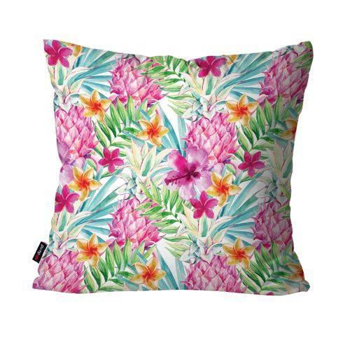 Almofada Decorativa Avulsa Colors Flores