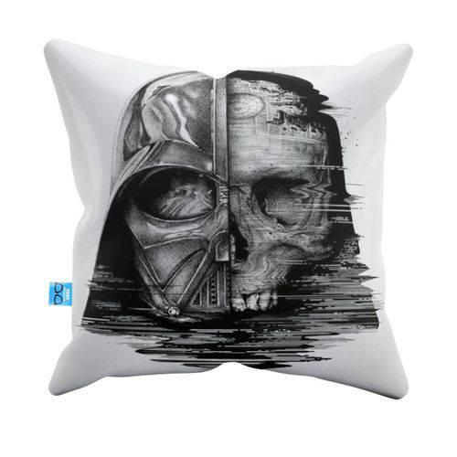 Almofada Decorativa Darth Vader Pelúcia 40x40 Almofadageek