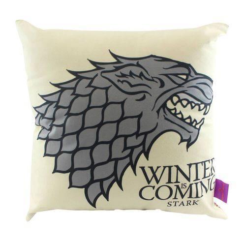 Almofada Game Of Thrones - Winter Is Coming Stark