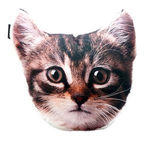Almofada Gato Cabeça