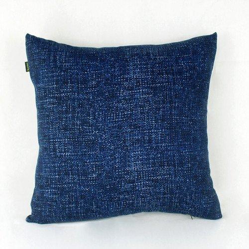 Almofada Mescla Azul 50x50 Cm - Occa Moderna