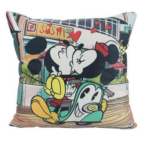 Almofada Mickey e Minnie Cartoon