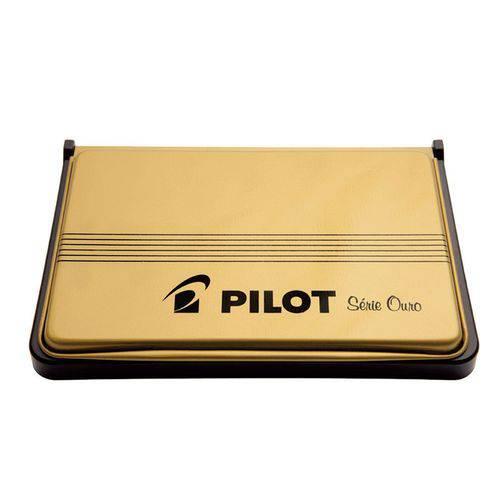 Almofada P/carimbo Nr.03 Preta Pilot