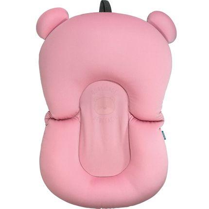 Almofada para Banho Baby Rosa (0m+) - Buba