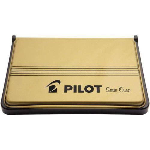 Almofada para Carimbo com Tinta Preta - Pilot - N3
