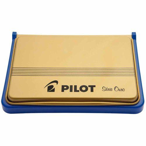 Almofada para Carimbo Nº 2 Azul Pilot 130868