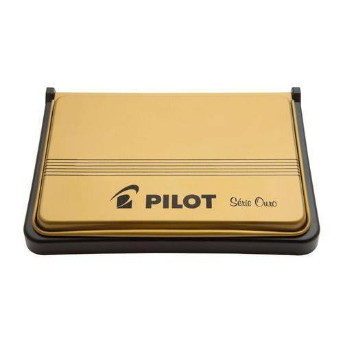 Almofada para Carimbo N3 Preta Pilot