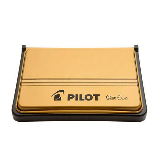 Almofada para Carimbo N2 Preta Pilot