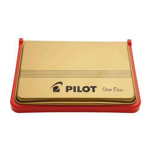 Almofada para Carimbo N2 Vermelho Pilot