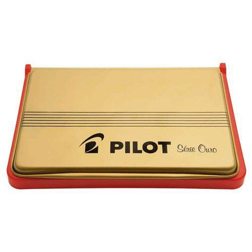 Almofada para Carimbo Pilot N3 Vermelha 03149