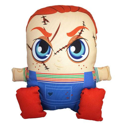 Almofada Personalizada Chucky 36x26 Almofadageek