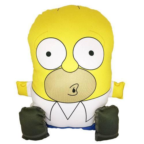 Almofada Personalizada Homer 36x26 Almofadageek