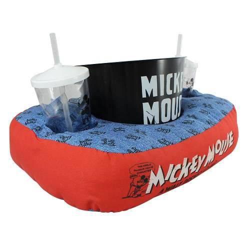Almofada Pipoca Fibra Mickey Mouse Zona Criativa