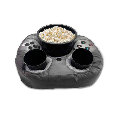 Almofada Porta Pipoca Controle de Videogame - Kathavento
