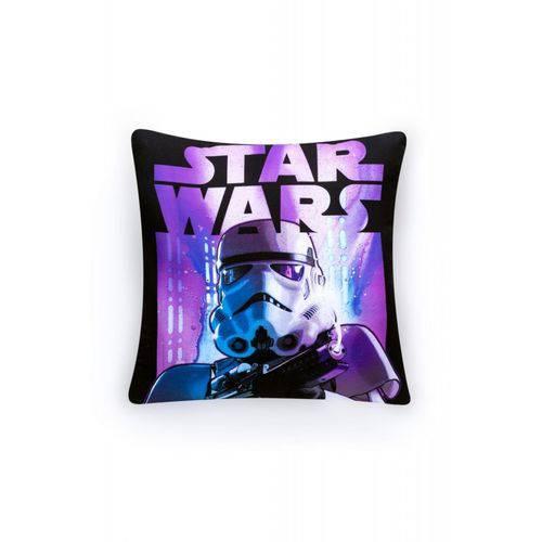 Almofada Preto Stormtrooper Star Wars