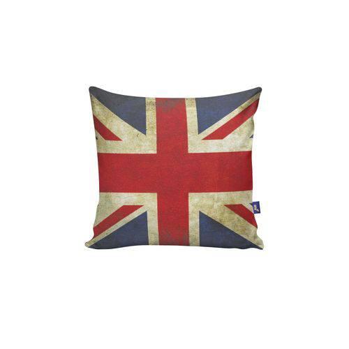 Almofada Quadrada Bandeira Reino Unido