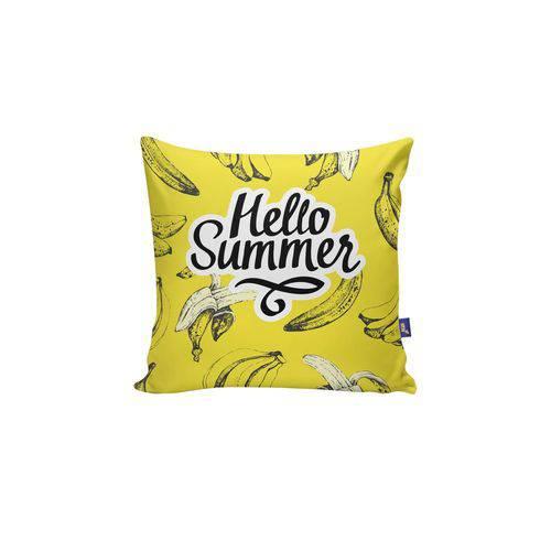 Almofada Quadrada Hello Summer