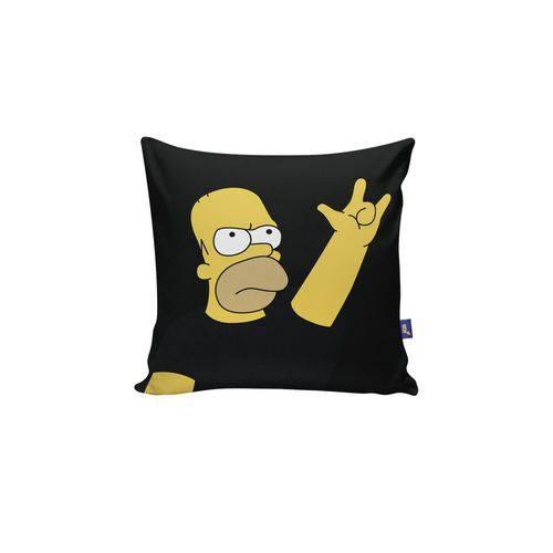 Almofada Quadrada Homer Rock