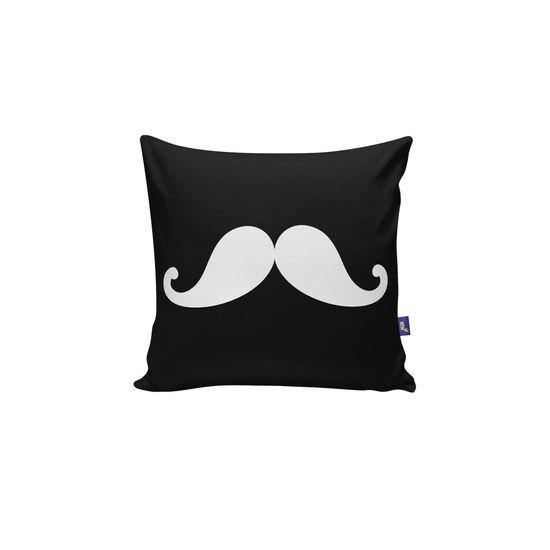 Almofada Quadrada Moustache