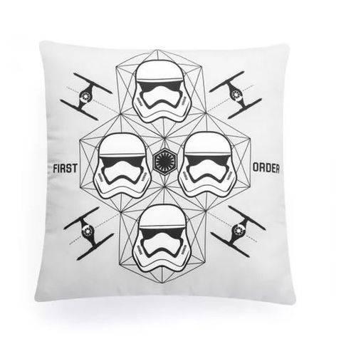 Almofada Quadrada Star Wars Stormtrooper