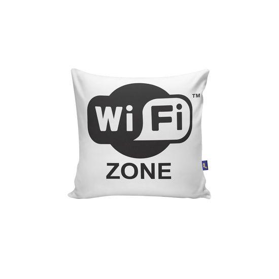 Almofada Quadrada Wi-Fi