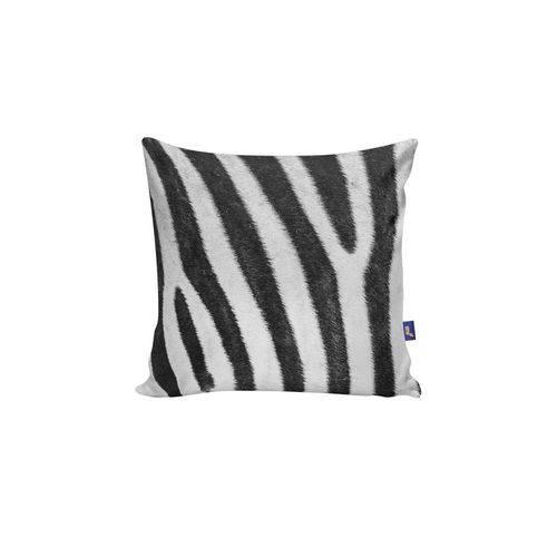 Almofada Quadrada Zebra Print