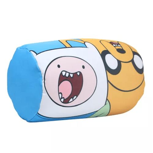 Almofada Rolinho Adventure Time - Finn e Jake - Hora de Aventura