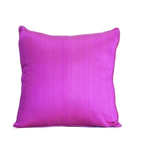 Almofada Seda Pink 50x50 - Occa Moderna