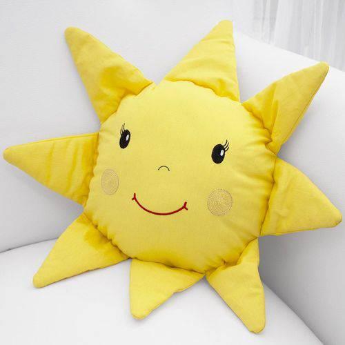 Almofada Sol - Amarelo