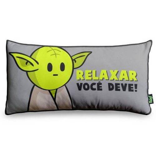 Almofada Star Wars Mini Yoda