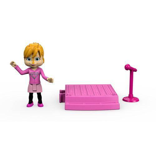Alvin e os Esquilos Boneca Esquilete Brittany - Mattel
