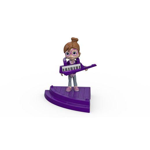 Alvin e os Esquilos Boneca Esquilete Jeanette - Mattel