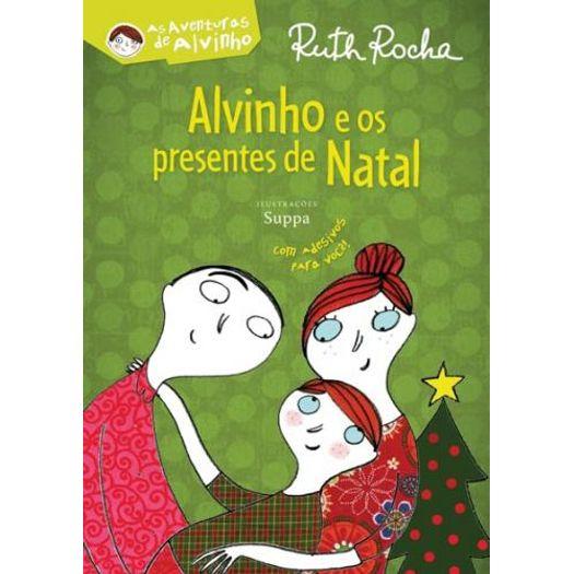 Alvinho e os Presentes de Natal - Salamandra